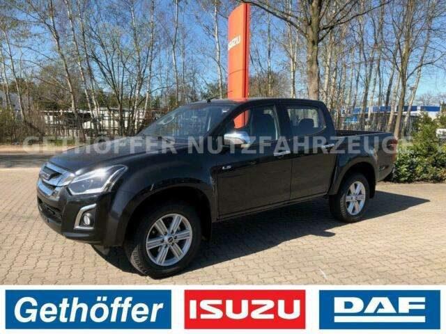 D-Max, Double Cab Custom MT MY19 AHK bis 3,5t