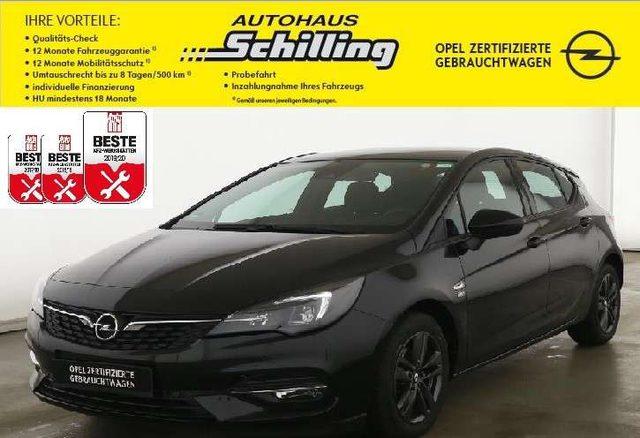 Astra, K 5tg 1.2 Turbo St/St Opel2020 LED Matrix Euro6 D
