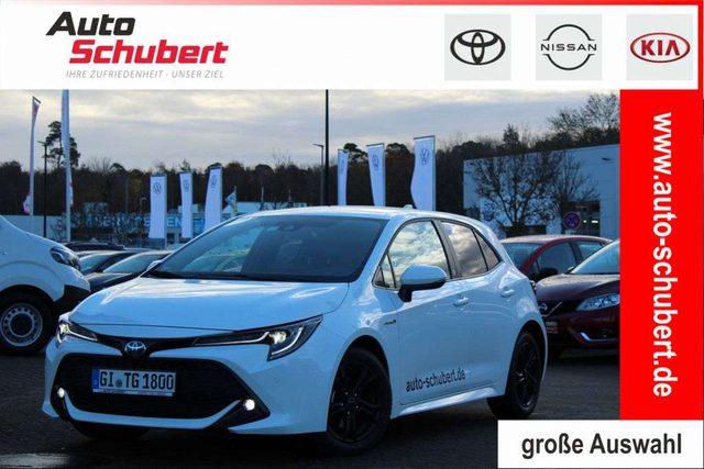 Corolla, 1.8 Hybrid Team D+NAVI+TECHNIK-PAKET+LM+