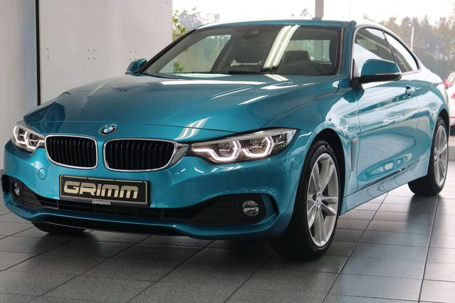 BMW, 430, i xDrive Advantage Head-Up HiFi LED Tempomat