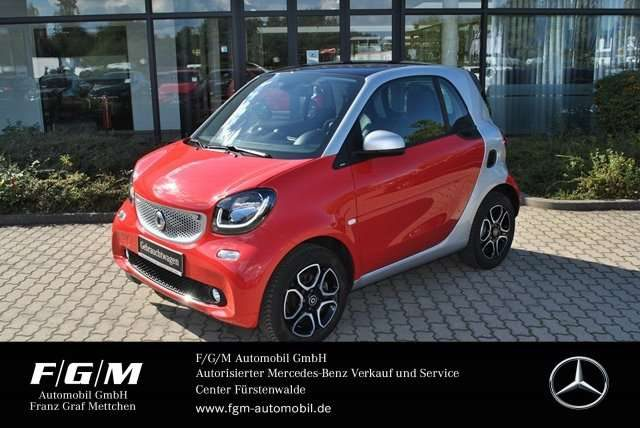 forTwo, 66 kW twinamic prime/Cool&Media/PanoDach Autom.