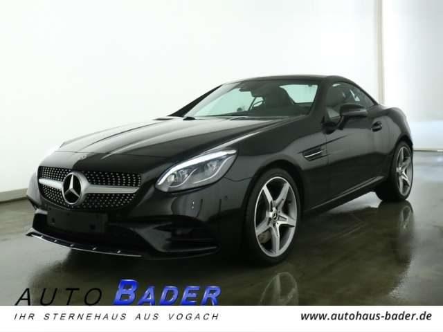 Mercedes-Benz, SLC 200, AMG Line Automatik LED Leder Airscarf