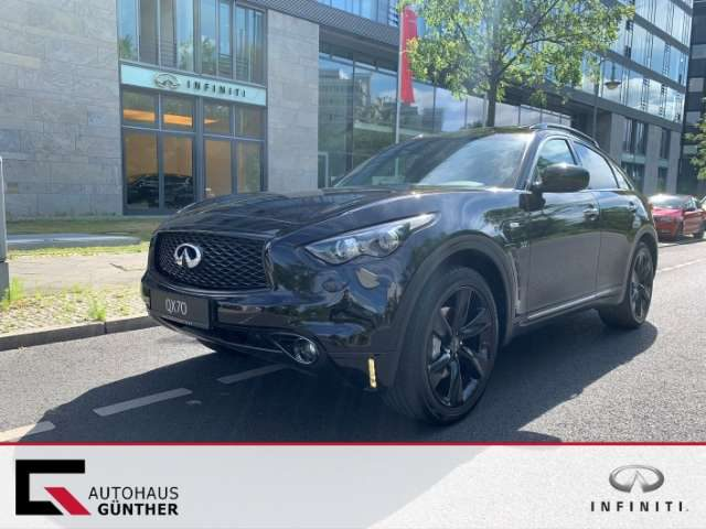 QX70, 3.7 V6 AWD S Design in Vollausstattung