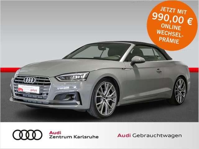 Audi, A5, Cabrio sport 45 TFSI S tronic S line LED