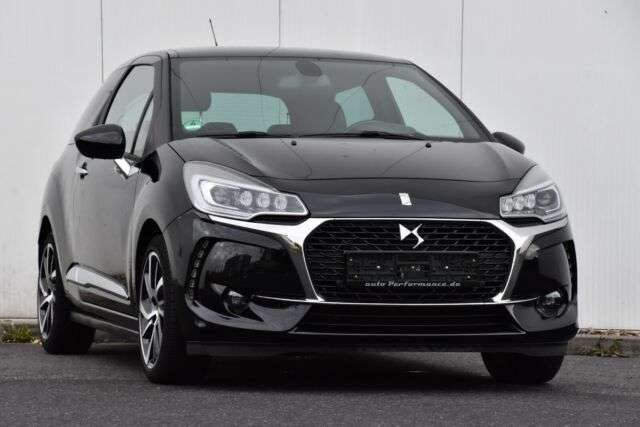 DS 3, Sport Chic
