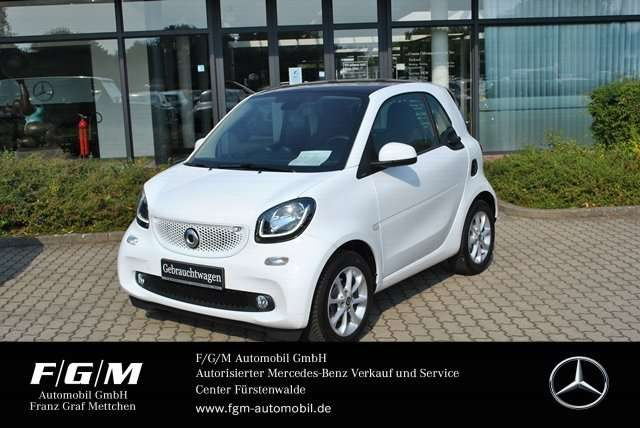 forTwo, 52 kW Passion/Cool&Audio/PanoDach/Sitzhzg Klima