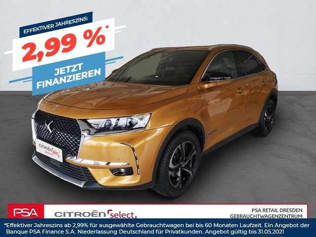 DS 7 Crossback, DS7 Crossback BE CHIC PureTech 225 EAT8/ Navi/ ...