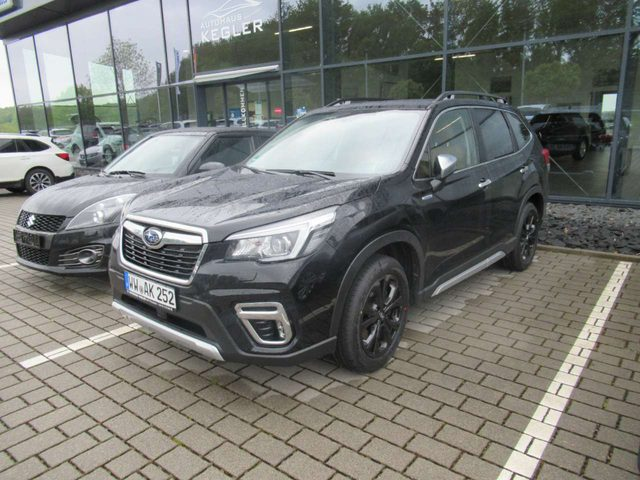 Forester, 2.0X Lineartronic e-Boxer Edition Exclusive Leder