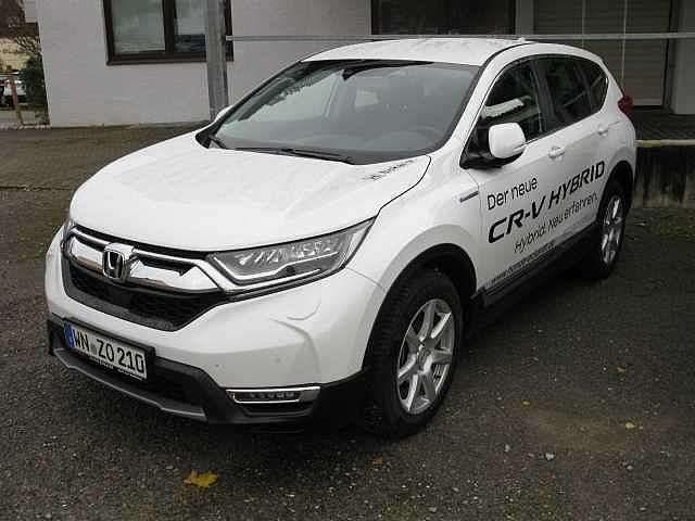 CR-V, 2,0 Hybrid 2WD Elegance
