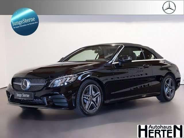 Mercedes-Benz, C 200, Cabrio,AMG-Line,Advanced InfotainmentPaket