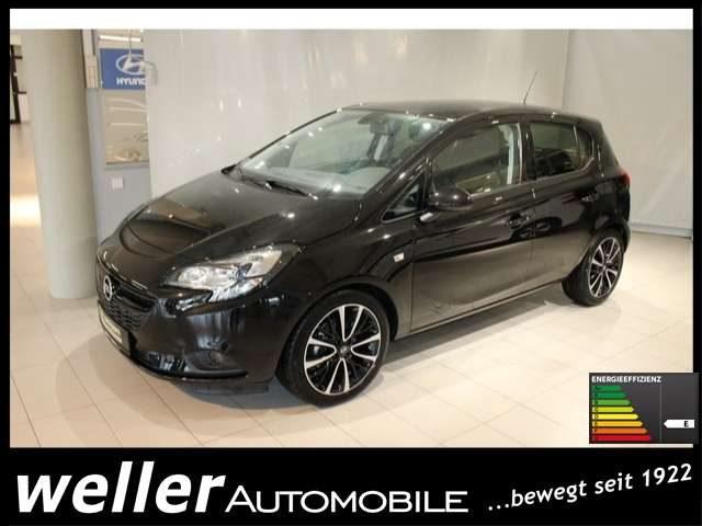 Opel, Corsa, E 1.4 Color Edition IntelliLink Parksensoren Sitzh