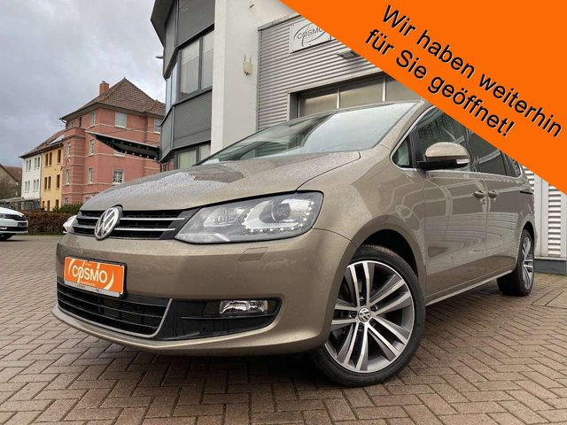 Volkswagen, Sharan, 2.0TDI Xenon+Navi+el.Klappe+Kamera+ACC