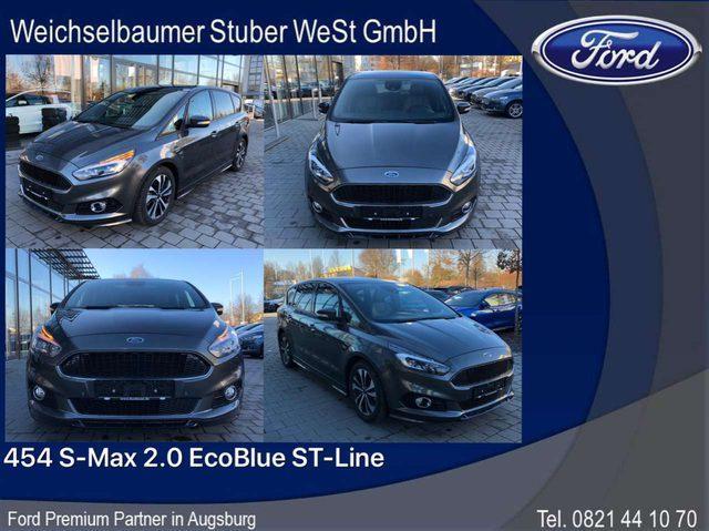 S-Max, 454 S-Max 2.0 EcoBlue ST-Line