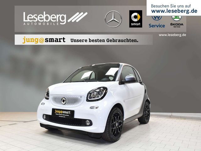 forTwo, Coupe Passion Turbo sport/twinamic/LED Pano.-Dach
