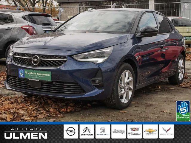 Opel, Corsa, F GS Line 1.2 Turbo Navi-Link Klima Tempomat Sitzh
