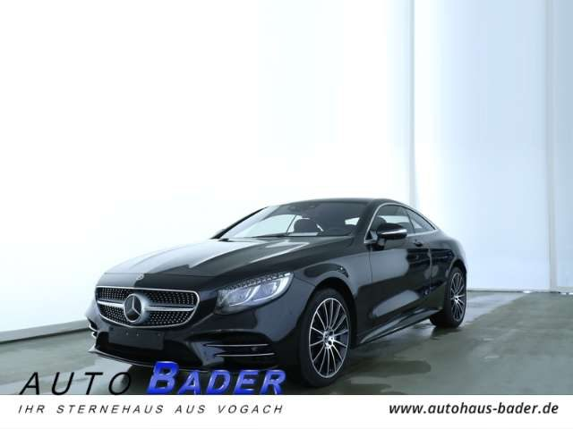 Mercedes-Benz, S 560, 4Matic Coupe AMG Line Plus Massage Standhzg