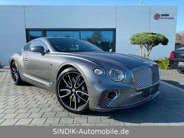 Continental, GT 6.0 W12 4WD FirstEdition-Mulliner