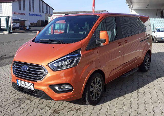 Tourneo Custom, 320 L2 Titanium X Kombi / (TTF)