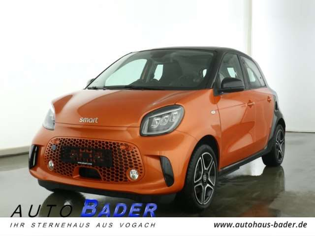 forFour, EQ 60kW Pulse Exclusive -5.000 EUR Bafa
