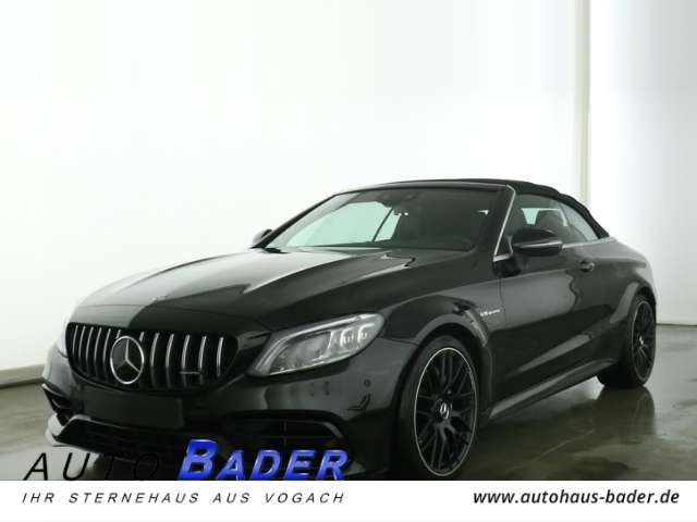Mercedes-Benz, C 63 AMG, Cabrio 360 Perf.-Sitze 4xHighEnd Keyless