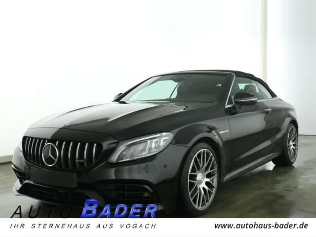 Mercedes-Benz, C 63 AMG, Cabrio Night Sitzklima HUD Burmester