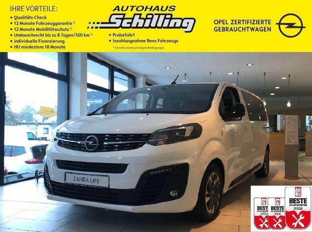 Opel, Zafira Life, M 2.0D Innovation -25%