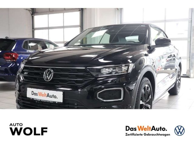 Volkswagen, T-Roc, Cabriolet R-Line 1.5 TSI EU6d LED Navi Keyless Kur