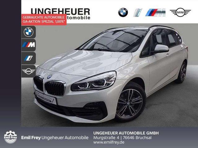 BMW, 218, d xDrive Active Tourer Sport Line Head-Up