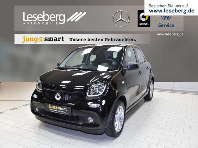 forFour, Passion Turbo/twinamic/LED/PTS/Pano/SHZ Sitzhzg.