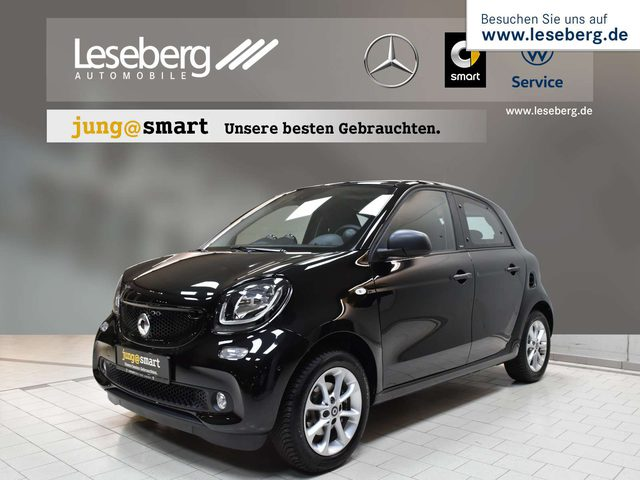 forFour, Passion Turbo/twinamic/Pano/LED/SHZ/PTS Sitzhzg.