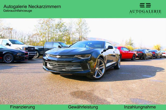 Camaro, Coupe 3.6 Vollausstattung/4 Auspuff/Performance