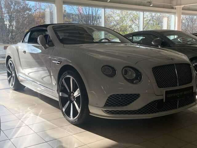 Continental, GTC Continental GT V8 S Convertible Timeless Serie