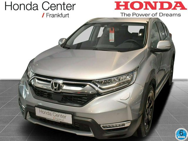 CR-V, 1.5T Lifestyle 4WD Style P. & Zierl.