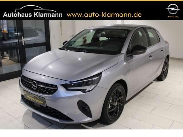 Opel, Corsa, F Elegance 1.2 Turbo EU6d LED Rückfahrkam. Fernlic