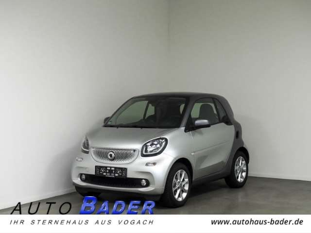forTwo, 66kW Passion Automatik Cool+Media Panorama