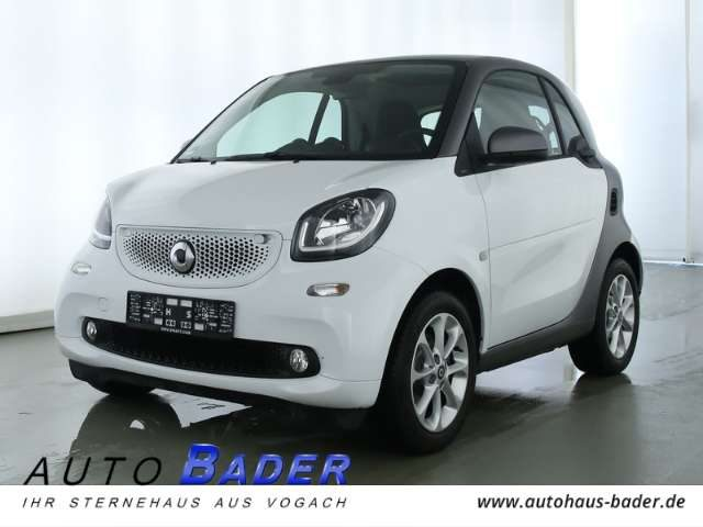 forTwo, 66 kW Passion Automatik Cool+Media Panorama