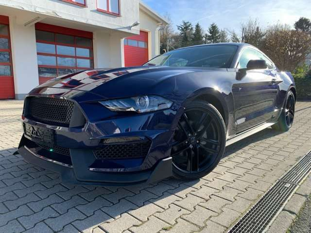 Ford, Mustang, 2.3 Eco Boost Automatik sehr Gepflegt