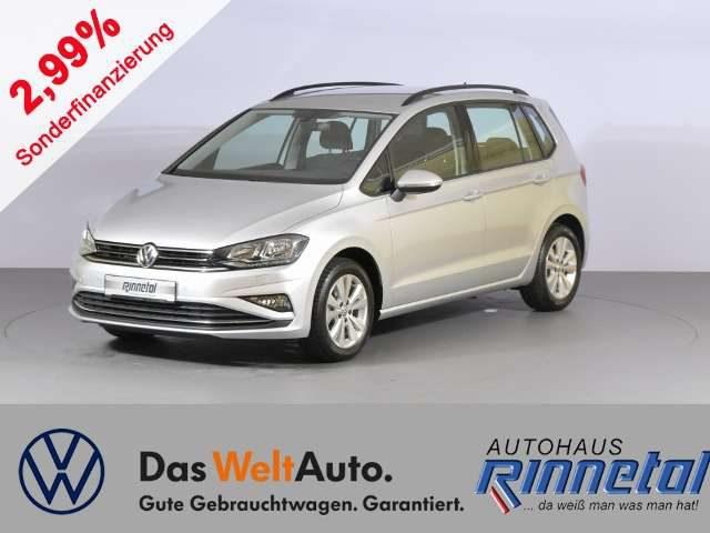 Volkswagen, Golf Sportsvan, 1.0 TSI Comfortline EU Ausführung Klimaaut,Sitzhz