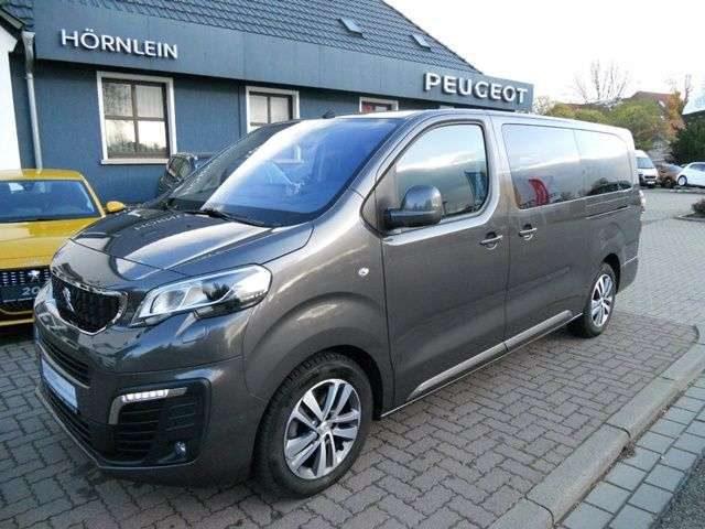 Peugeot, Traveller, L3 EAT8 +Navi+Xenon+KA+Grip+Cam+DAB