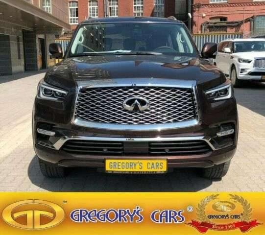 QX80, Luxe ProActive+8 Plätze+Euro6+10 AUTOS DE