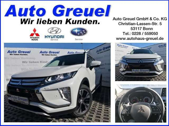 Eclipse Cross, 2.2 Active+ 4WD AT Weiß VfW