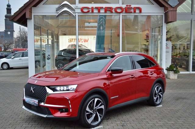 DS 7 Crossback, DS7 Crossback BlueHDI 180 Aut. BE CHIC