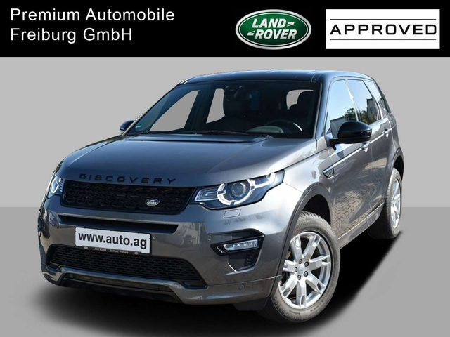 Discovery Sport, SD4 HSE DYN APPROVED 2024