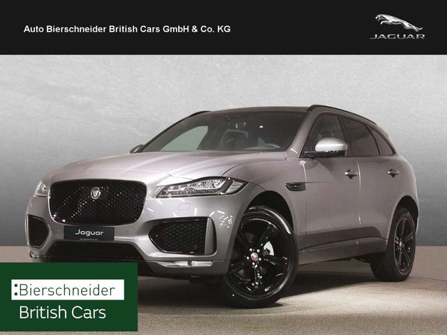 F-Pace, 25t AWD Chequered Flag PANORAMA WINTERPAKET DAB ME
