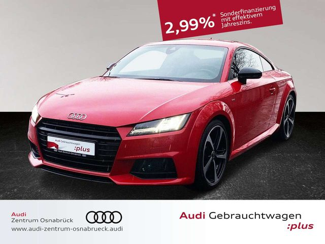 TT, Coupe 2.0 TFSI S tronic quattro S line Selection