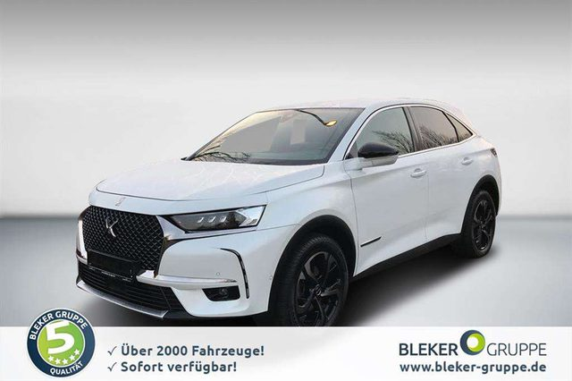 DS 7 Crossback, DS7 Crossback BlueHdi 180 Automatik Be Chic