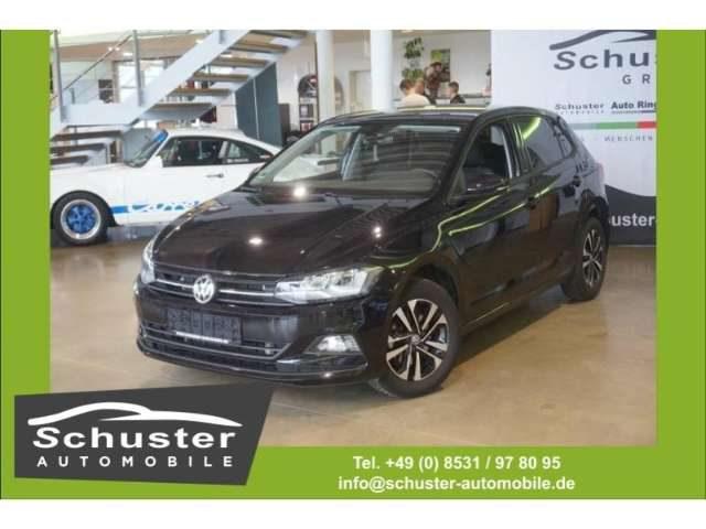 Volkswagen, Polo, IQ.DRIVE 1.0TSI Navi ACC Parklenkass. SHZ