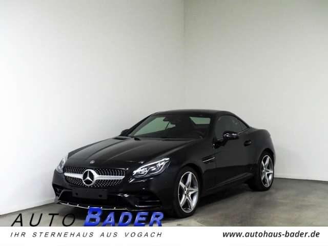 Mercedes-Benz, SLC 200, AMG Line Automatik Navi Leder Airscarf
