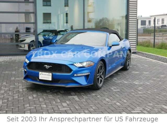 Mustang, 2019 Mustang 2.3 EcoBoost Auto Convertible