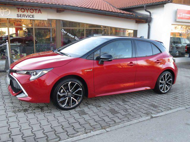 Corolla, Hybrid Lounge (E21)